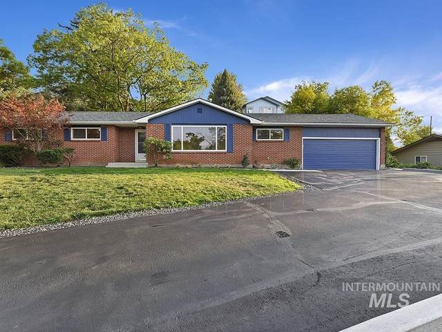 1101 W Highland View Dr., Boise, ID 83702 (MLS #98782294) :: City of Trees Real Estate