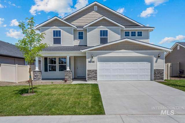 2717 N Ridgecreek Ave., Kuna, ID 83634 (MLS #98782360) :: New View Team