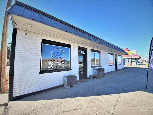321 W Main Street, Burley, ID 83318 (MLS #98782455) :: Build Idaho