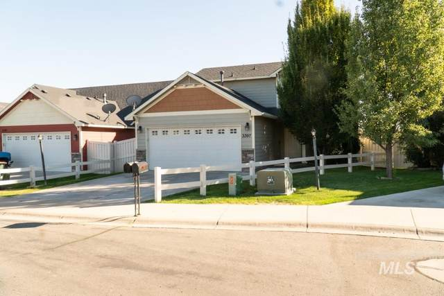 3397 W Acarrera Ct, Meridian, ID 83642 (MLS #98782473) :: Team One Group Real Estate