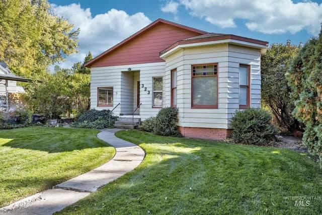 323 E Main, Weiser, ID 83672 (MLS #98782506) :: Build Idaho