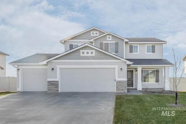 2570 W Malcolm Way, Kuna, ID 83634 (MLS #98782515) :: Michael Ryan Real Estate