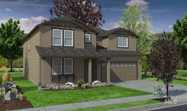7544 W Blackberry Ct. Lot 24 Block 1 , Boise, ID 83709 (MLS #98782539) :: Team One Group Real Estate