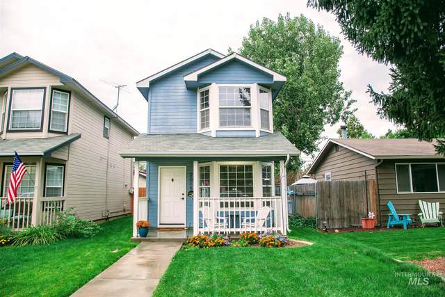 2015 S Hervey St, Boise, ID 83705 (MLS #98782544) :: Team One Group Real Estate