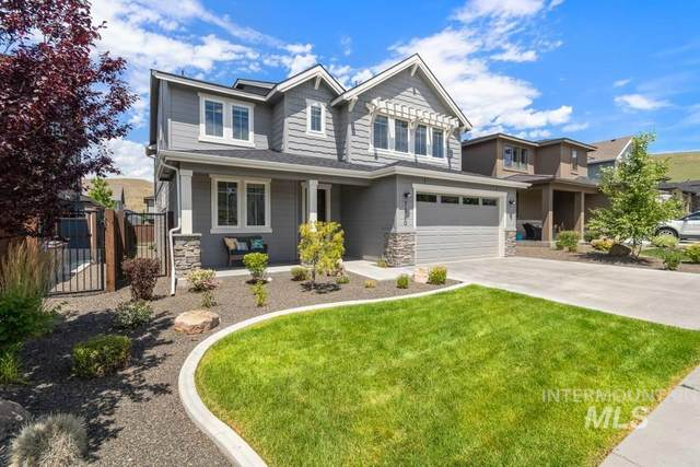 7080 E Sky Bar St., Boise, ID 83716 (MLS #98782547) :: Michael Ryan Real Estate