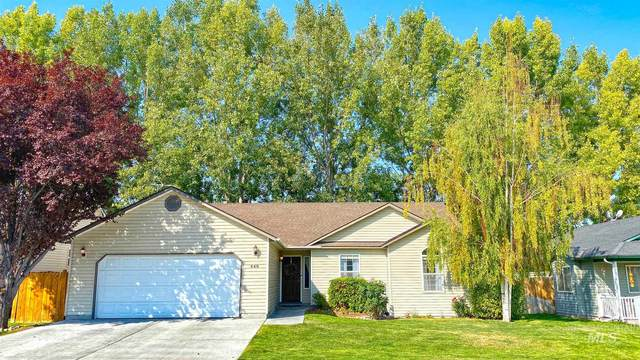 648 Parkwood, Twin Falls, ID 83301 (MLS #98782550) :: Michael Ryan Real Estate