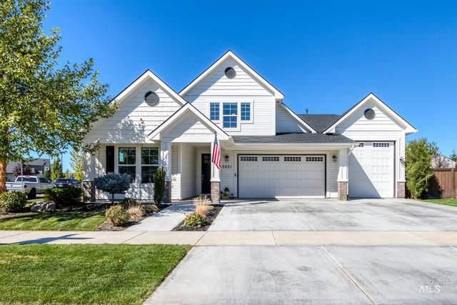 5021 N Teresita Ave, Meridian, ID 83646 (MLS #98782556) :: Team One Group Real Estate