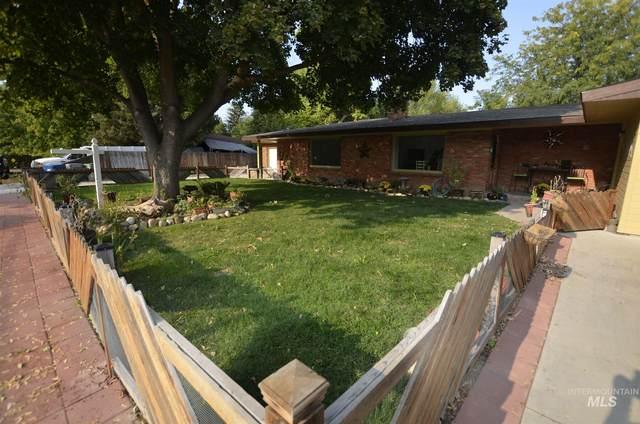 3938 W Garnet St, Boise, ID 83703 (MLS #98782635) :: Michael Ryan Real Estate