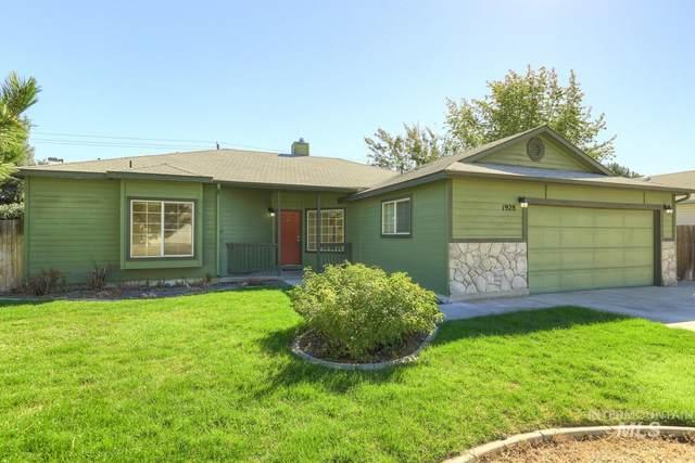 1928 S Gull Cove Pl, Meridian, ID 83642 (MLS #98782638) :: Michael Ryan Real Estate