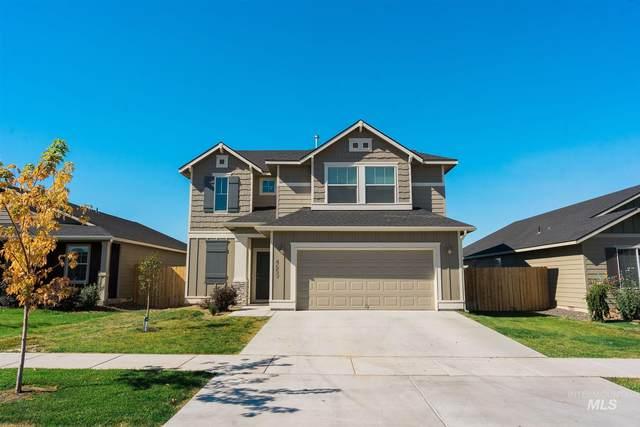 4659 N Dyver Ave, Meridian, ID 83646 (MLS #98782639) :: Michael Ryan Real Estate