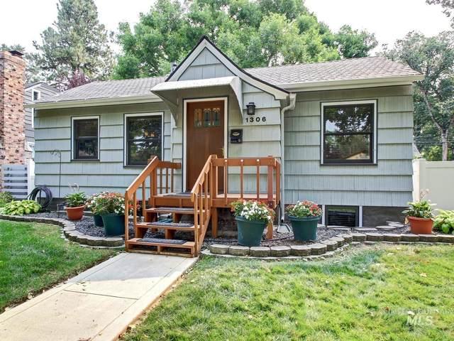 1306 N 25th St, Boise, ID 83702 (MLS #98782711) :: Michael Ryan Real Estate