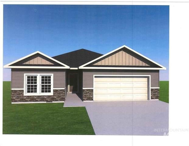 916 Magnolia Street, Burley, ID 83318 (MLS #98782843) :: Haith Real Estate Team