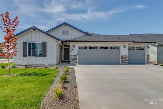 6546 E Thornton St., Nampa, ID 83687 (MLS #98782976) :: Haith Real Estate Team