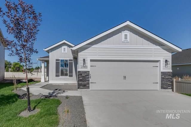 4004 W Balance Rock St, Meridian, ID 83642 (MLS #98783215) :: Own Boise Real Estate