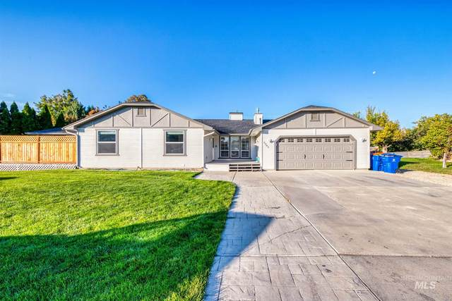3965 S Rushmore Way, Boise, ID 83709 (MLS #98783222) :: Idaho Real Estate Pros