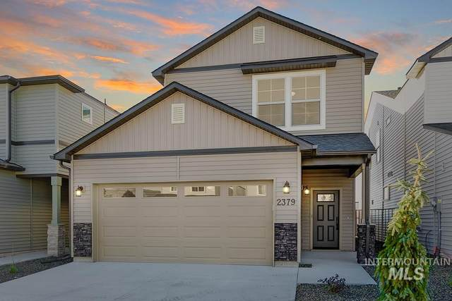 2379 E Tiger Lily, Boise, ID 83716 (MLS #98783279) :: New View Team