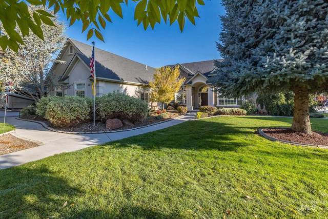 2932 S Bo Daniel Ln, Nampa, ID 83687 (MLS #98783291) :: Full Sail Real Estate
