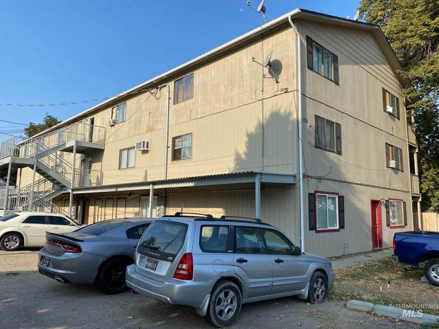 1711 1st St S Units 1,4,5,7,9, Nampa, ID 83651 (MLS #98783311) :: Silvercreek Realty Group