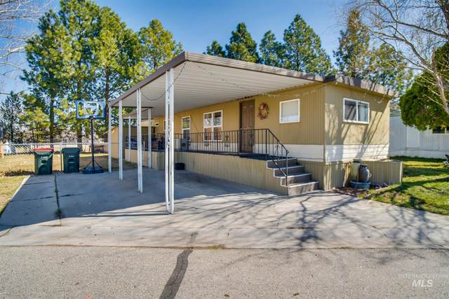 314 W Cherry #50, Meridian, ID 83642 (MLS #98783363) :: Minegar Gamble Premier Real Estate Services
