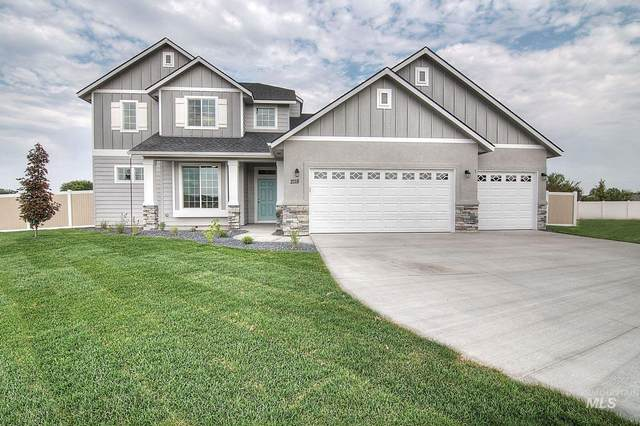 2037 W Wood Chip Dr, Meridian, ID 83642 (MLS #98783368) :: Full Sail Real Estate