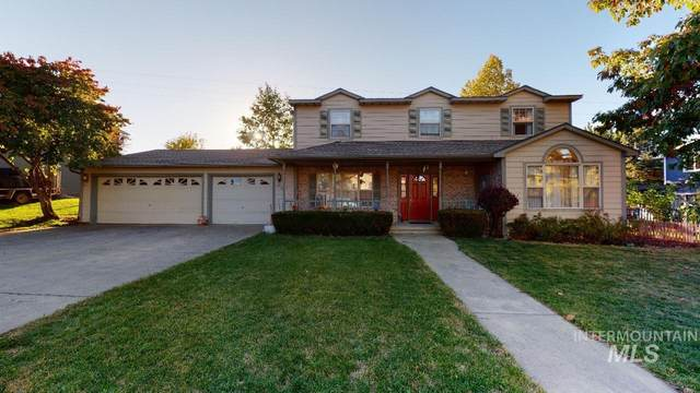 475 Moser St., Moscow, ID 83843 (MLS #98783393) :: Bafundi Real Estate