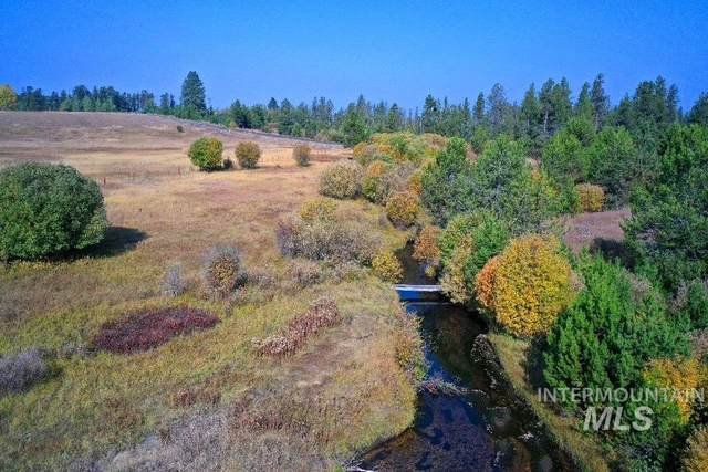 Lot 1 Ashton Ridge Ranch, Mccall, ID 83638 (MLS #98783488) :: City of Trees Real Estate