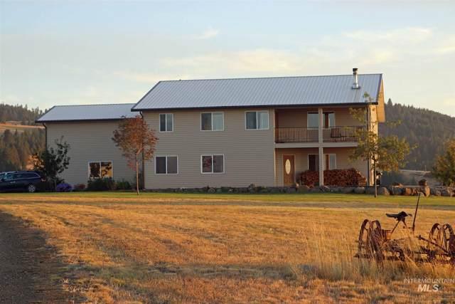 27285 Old Culdesac Road, Culdesac, ID 83524 (MLS #98783695) :: Epic Realty