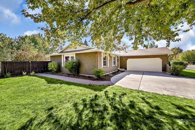 5053 W Redbridge Dr, Boise, ID 83703 (MLS #98783706) :: Minegar Gamble Premier Real Estate Services