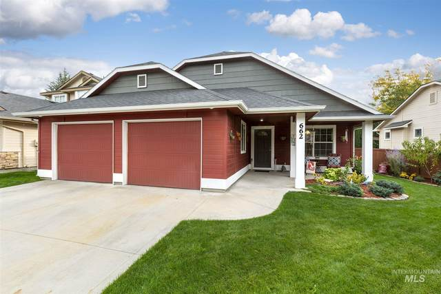 662 S Torino Ave, Meridian, ID 83642 (MLS #98783744) :: Haith Real Estate Team