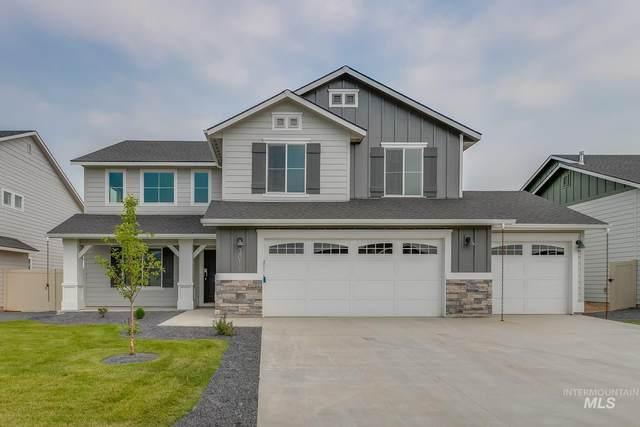 895 N Foudy Ln, Eagle, ID 83616 (MLS #98783747) :: Full Sail Real Estate