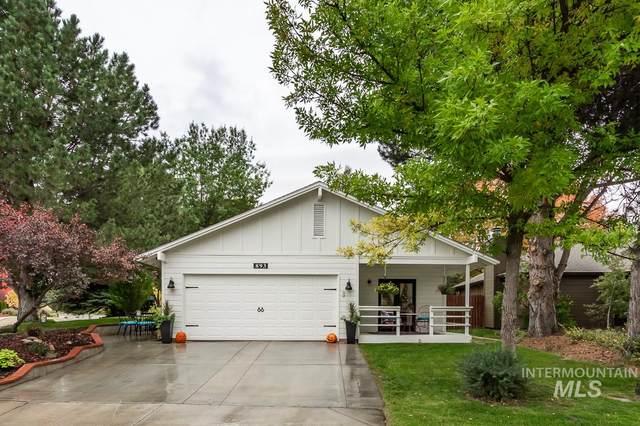 893 E Pennsylvania Dr., Boise, ID 83706 (MLS #98783750) :: Team One Group Real Estate