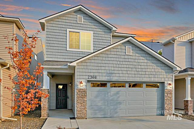 2366 E Tiger Lily, Boise, ID 83716 (MLS #98783827) :: New View Team