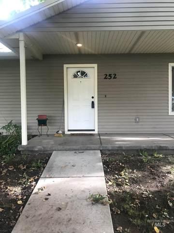 252 5th St N, Nampa, ID 83687 (MLS #98783834) :: Minegar Gamble Premier Real Estate Services