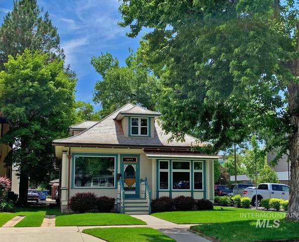 305 W Bannock Street, Boise, ID 83702 (MLS #98783893) :: Idaho Real Estate Pros