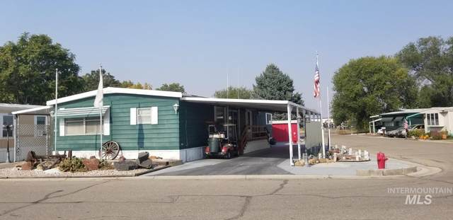 2205 E Linden St #43, Caldwell, ID 83607 (MLS #98783938) :: New View Team