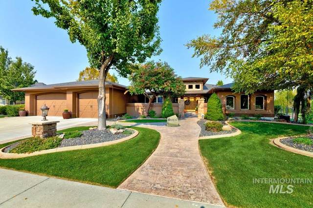 436 W Bayhill, Nampa, ID 83686 (MLS #98784028) :: City of Trees Real Estate