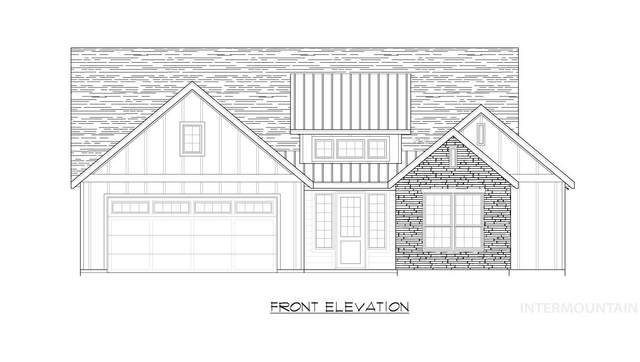 6773 N Elmstone Way, Meridian, ID 83646 (MLS #98784030) :: Build Idaho