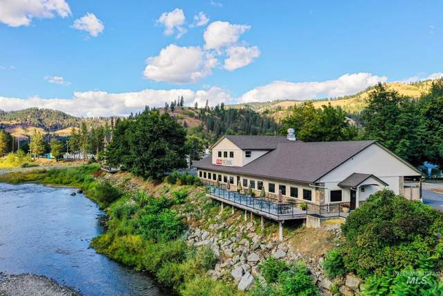 625 Main St, Orofino, ID 83544 (MLS #98784073) :: City of Trees Real Estate