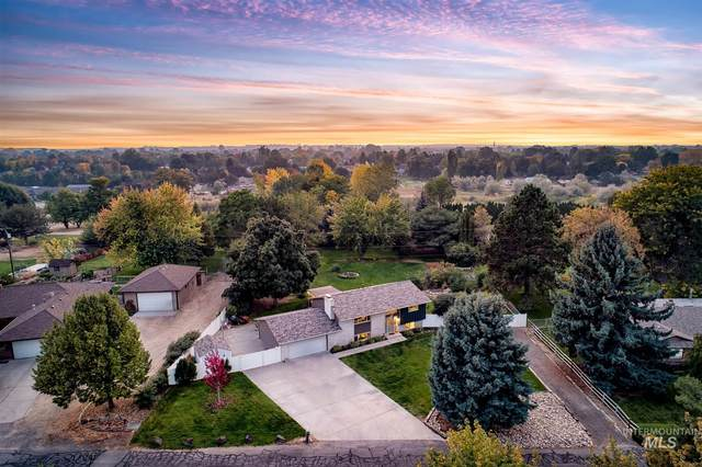 4525 S Mustang Drive, Boise, ID 83709 (MLS #98784138) :: Epic Realty