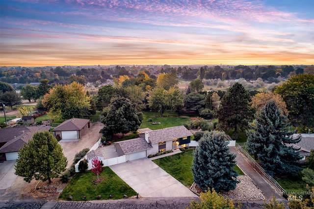 4525 S Mustang Drive, Boise, ID 83709 (MLS #98784138) :: Full Sail Real Estate