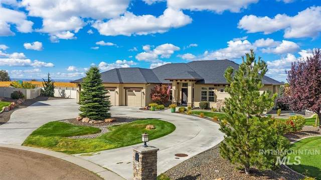 3483 S Bo Daniel Pl, Meridian, ID 83687 (MLS #98784141) :: Full Sail Real Estate