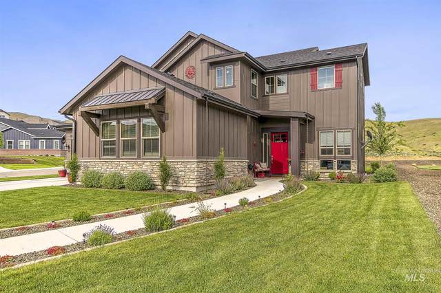 2876 S Grebe Place, Boise, ID 83716 (MLS #98784159) :: Minegar Gamble Premier Real Estate Services