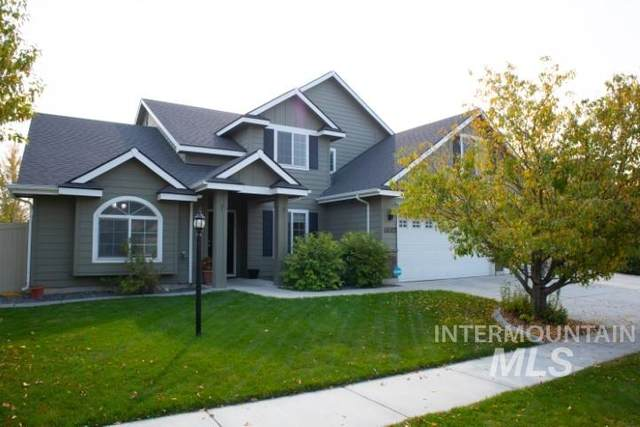 11025 W Kipling Way, Nampa, ID 83651 (MLS #98784174) :: City of Trees Real Estate