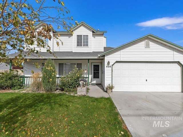 404 Cedar Park Ln., Nampa, ID 83686 (MLS #98784180) :: Navigate Real Estate