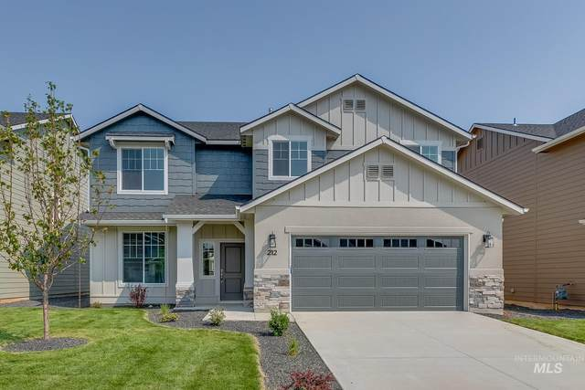 2059 W Wood Chip Dr, Meridian, ID 83642 (MLS #98784204) :: Full Sail Real Estate