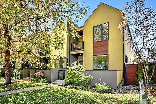 1713 N 13th Street, Boise, ID 83702 (MLS #98784212) :: City of Trees Real Estate