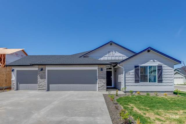 3338 S Slope Top Ave, Meridian, ID 83642 (MLS #98784213) :: Minegar Gamble Premier Real Estate Services