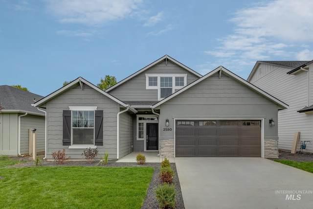 5850 W Hamm Ln, Eagle, ID 83616 (MLS #98784225) :: Build Idaho