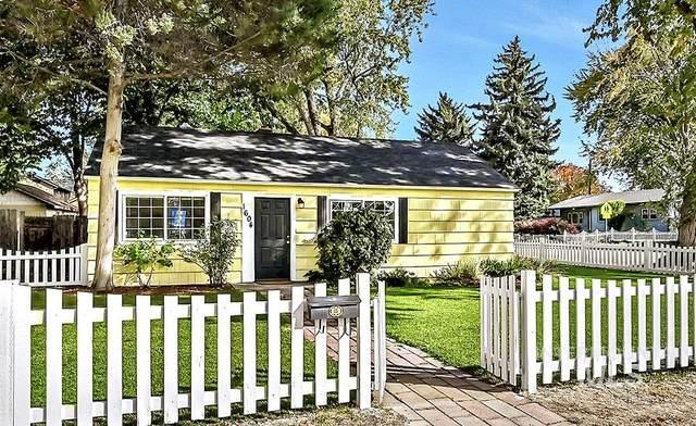 1604 N 30th St, Boise, ID 83703 (MLS #98784226) :: Jon Gosche Real Estate, LLC