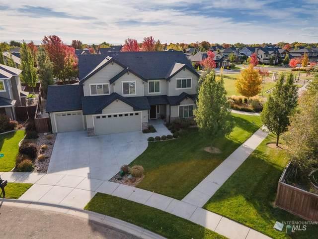 371 W Redgrave Drive, Meridian, ID 83646 (MLS #98784257) :: Build Idaho